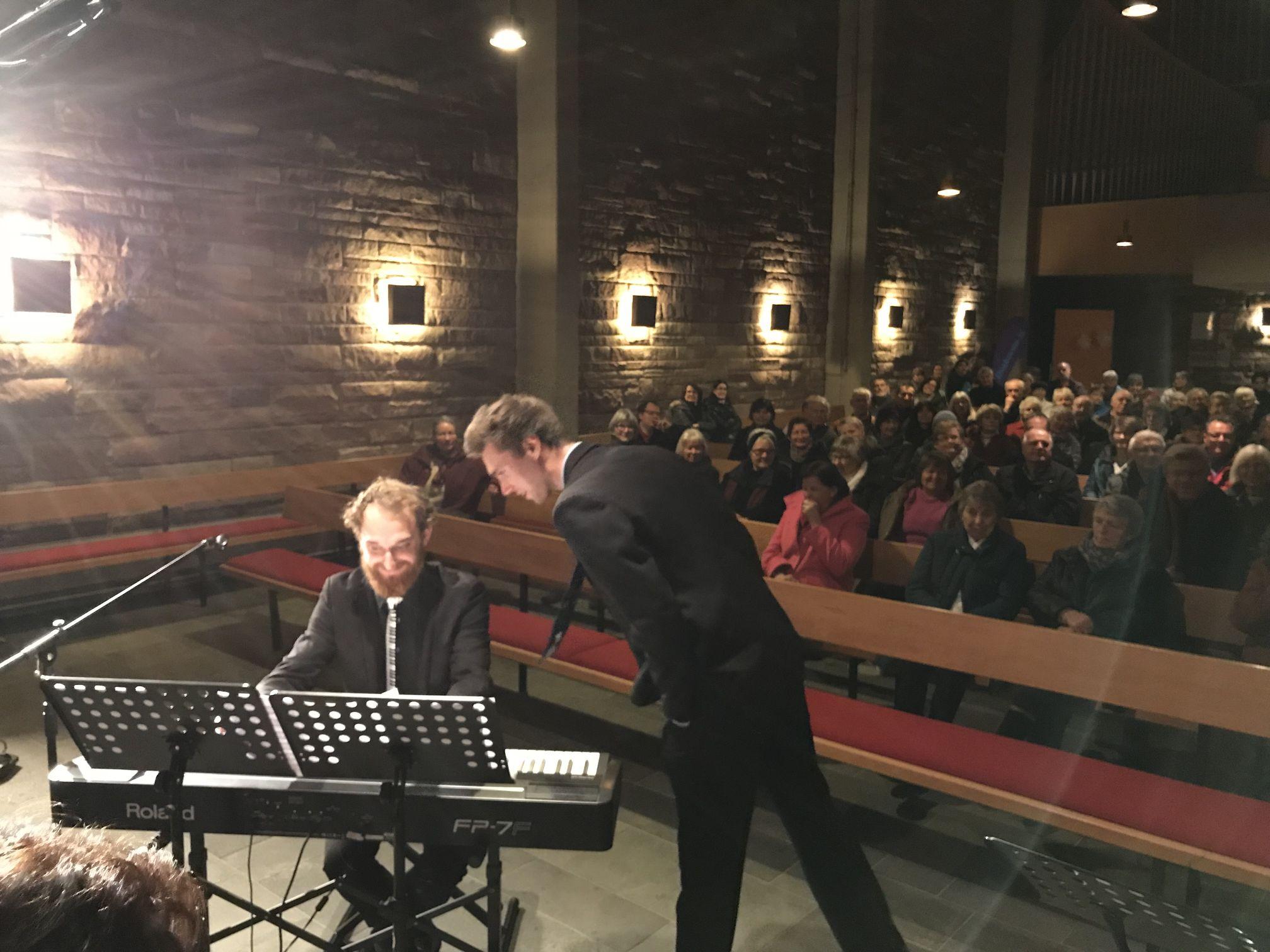 Chorus Mundi Markuskirche 013