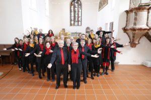 chorus mundi in der Johanneskirche