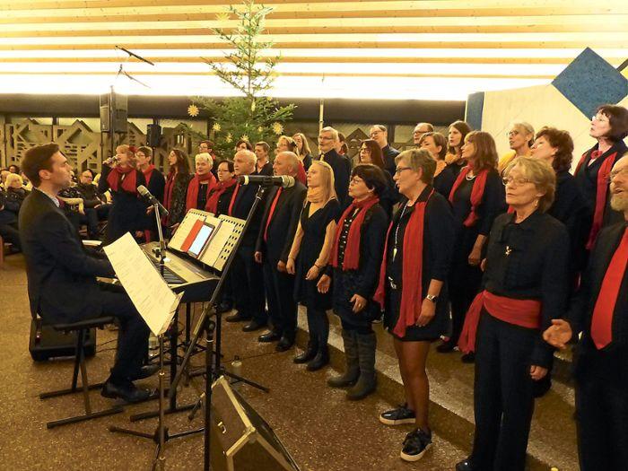 2018-12-23 Weihnachtskonzert Königsfeld 2018